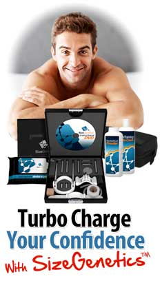 Turbo charge Confidence with Size Genetics