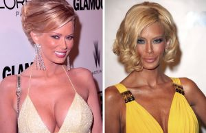 Pornstar Jenna Jameson then and now