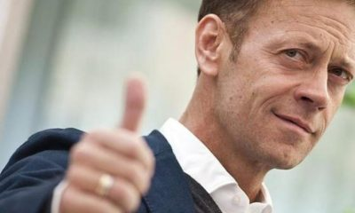 Pornstar Rocco Siffredi Offers to Teach Sex in Italy's Schools